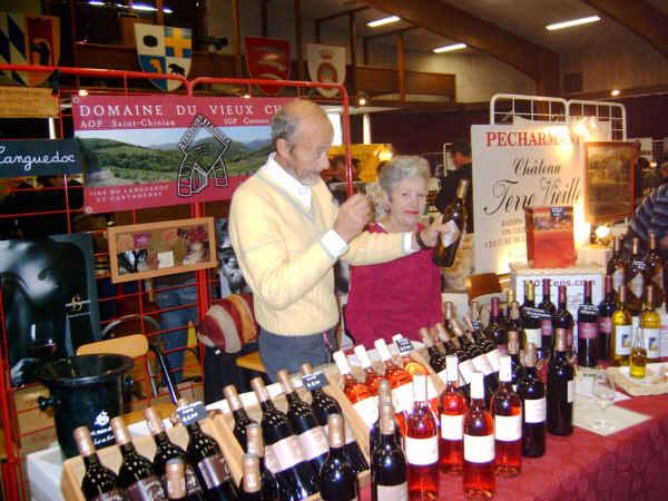 Salon des vins et produits du terroir de ceyrat 3 4 - Salon des vins et produits du terroir ...