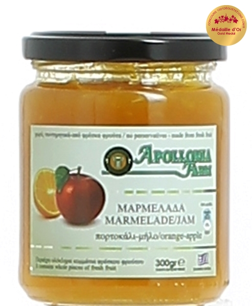 Apollonia Farm - Extra Jam Orange-Apple