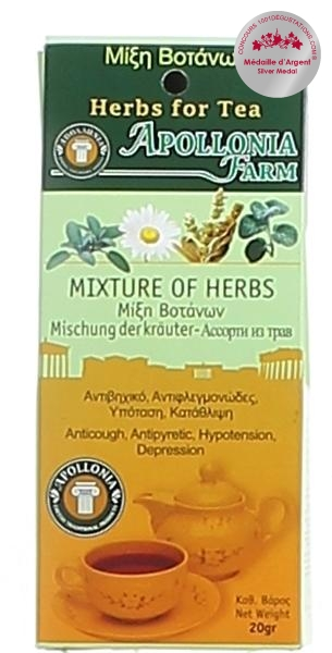Apollonia - Mixture Of Herbs
