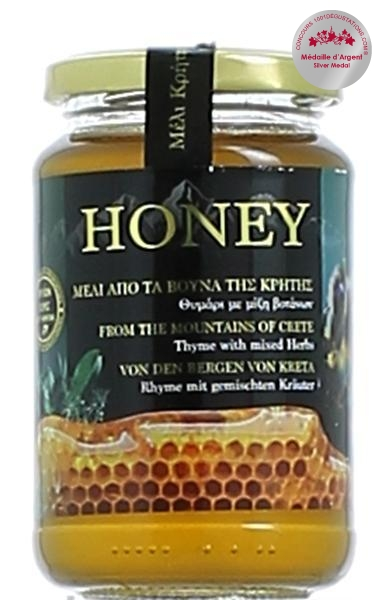 Apollonia Farm - Honey From Mountains of Crete