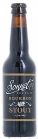 Sonnet 43 - Bourbon Milk Stout