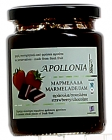 Apollonia Farm - Strawberry Chocolate