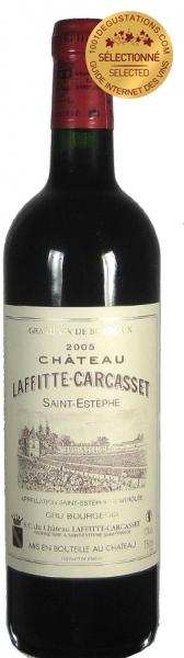 Chateau laffitte-carcasset 2018