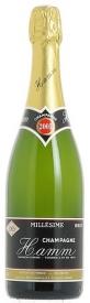 Champagne Hamm - Millésime 2005