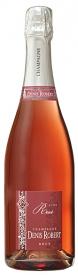 Champagne Denis Robert - Cuvée Rosé Brut
