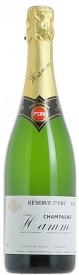 Champagne Hamm - Réserve - 1Er Cru