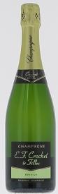 Champagne Crochet Et Filles - Brut - Réserve