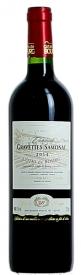Château Gravettes-Samonac - Cuvée Prestige